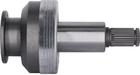 Ось привода стартера 24 Вольт 6,6 кВт Jubana (18 мм)