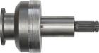 Ось привода стартера 24 Вольт 6,6 кВт Jubana (15 мм)