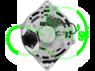 Генератор для техники Case, John Deere, Caterpillar, JCB, Massey-Ferguson, New Holland 14V 120Amp