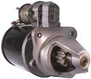 Стартер  12 Вольт 2,8 кВт на Bedford