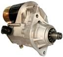 Стартер  12 Вольт 2,5 кВт на Case  Ford
