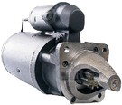 Стартер  24 Вольт 5,5 кВт на Komatsu, Perkins