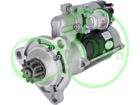 Стартер редукторный 24 Вольт, 8.1 кВт для ROSTSELMASH, SMD