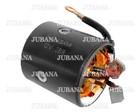 Статорная обмотка левого вращения со щётками стартера Jubana 12 Вольт 2,8 кВт, для Goldoni, Lombardini, Ruggerini, Valpadana