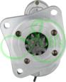 Стартер 12 Вольт 2,7 кВт на Massey Ferguson
