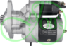 Стартер 12 Вольт 2,7 кВт на Massey Ferguson, Perkins, Ursus