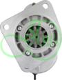 Стартер 12 Вольт 2,7 кВт на Ursus, Zetor