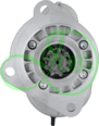 Стартер 12 Вольт 2,7 кВт на Daewoo, GAZ, LDV