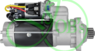 Стартер 12 Вольт 4,2 кВт на Caterpillar, Hino, Yale, John Deere