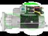 Стартер редукторный для CASE, FORD, NEW HOLLAND 12 Вольт 4.2 кВт