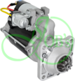 Стартер 12 Вольт 4,2 кВт на Case DT358, DT402
