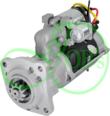 Стартер 12 Вольт 4,2 кВт на Landini, Massey Fergusson