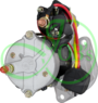 Стартер 12 Вольт 3,2 кВт на Agrale, Case, MWM, Valtra