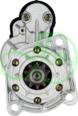 Стартер 24 Вольт 4,5 кВт на CUMMINS, IVECO