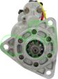 Стартер 24 Вольт с дополнительным реле 4,5 кВт на BELARUS