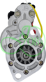 Стартер 24 Вольт с дополнительным реле 4,5 кВт на SAME