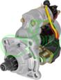 Стартер 24 Вольт с дополнительным реле 4,5 кВт на CASE, DOOSAN, JOHN DEERE