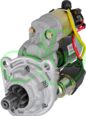 Стартер 24 Вольт с дополнительным реле 4,5 кВт на JOHN DEERE