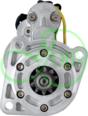 Стартер 24 Вольт с дополнительным реле 4,5 кВт на RENAULT