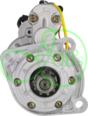 Стартер 24 Вольт с дополнительным реле 4,5 кВт на CUMMINS, HYUNDAI, NEW HOLLAND, KAMAZ