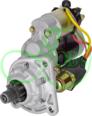 Стартер 24 Вольт с дополнительным реле 4,5 кВт на CUMMINS, FOTON, GAZ, IVECO