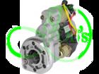 Стартер c редуктором 24 Вольта В 4,5 кВт для Isuzu, John Deere, New Hooland производитель Литва TM Jubana