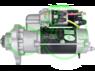 Стартер Komatsu S6D108, S6D125