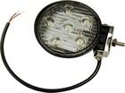 LED фара рабочая 18W/30 (6x3W) 1260 lm - (spotlight - узкий луч)