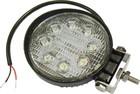 LED фара рабочая 24W/30 (8x3W) 1680 lm - (spotlight, узкий луч)