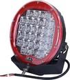 LED фара рабочая 96W/30 (32x3W) 7040 lm - (spotlight- узкий луч)