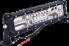 LED фара дополнительная 42W, 4464 lm, L=30,5 см, два режима: желтый, белый
