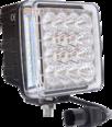 LED фара доролнительная, 48W, 5391 lm с двухконтактным штекером