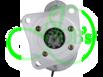 Стартер 12 Вольт 3.2 кВт на Atlas, Belarus, Deutz