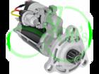 Стартер редукторный 24 Вольт 6.6 кВт для SCANIA