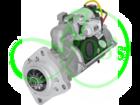 Стартер редукторный 24 Вольт 6.6 кВт для GEAX, JCB