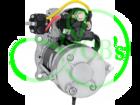 Стартер редукторный 24 Вольт 6.6 кВт для VOLVO, CASE