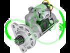Стартер редукторный 24 Вольт 6.6 кВт для IVECO, PEGASO, SCANIA