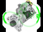 Стартер редукторный 24 Вольт, 6.6 кВт для VOLVO