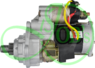 Стартер редукторный для Mercedes I-Van Эталон Тата (изностойкий)