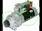 Стартер редукторный 24 Вольт, 7 кВт для SHAANXI, WEICHAI
