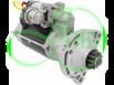 Стартер редукторный для Scania (двиг DT..., DC...) 24В 6,6 кВт