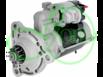 Стартер редукторный для MAN (TGA..., TGS..., TGX...) 24В 6,6 кВт