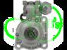 Стартер редукторный для Mercedes (двиг. OM902..., OM906...) 24В 6,6 кВт