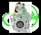 Стартер редукторный 24 Вольт, 5 кВт для CUMMINS, FOTON, ГАЗ