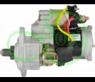 Стартер редукторный 24 Вольт, 4.5 кВт для DAF