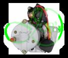 Стартер  24 Вольт 4 кВт на Sisu, Valtra
