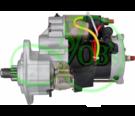 Стартер редукторный 24 Вольт 5 кВт для ABG, AHLMANN, ATLAS, BOMAG, DEUTZ AG (KHD), LIEBHERR, POCLAIN, SENNEBOGEN, VÖGELE, WIRTGEN