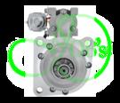 Стартер редукторный 24 Вольт, 6.6 кВт для VOLVO, VOLVO (BM), VOLVO PENTA