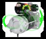 Стартер 24 Вольт 6 кВт на Daewoo