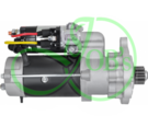 Стартер редукторный  для SCANIA 24 Вольт, 6.6 кВт